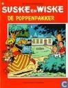 Comics - Suske und Wiske - De poppenpakker
