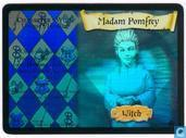 Cartes à collectionner - Harry Potter 4) Adventures at Hogwarts - Madam Pomfrey