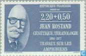 Postage Stamps - France [FRA] - Rostand, Jean