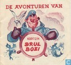 Strips - Kapitein Brul Boei - Een handig vlotje