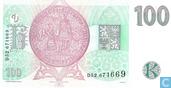 Banknotes - Ceská Národní Banka - Czech Republic 100 Korun