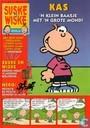 Bandes dessinées - Suske en Wiske weekblad (tijdschrift) - 2001 nummer  39