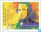 Briefmarken - Portugal [PRT] - José Maria Ferreira de Almeida Garett 200s