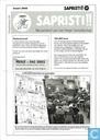 Bandes dessinées - Sapristi!! (tijdschrift) - 37, maart 2005