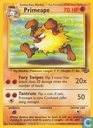 Cartes à collectionner - English 1999-06-16) Jungle (Unlimited) - Primeape
