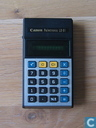 Outils de calcul - Canon - Canon Palmtronic LD-81