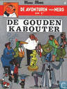 Comic Books - Nibbs & Co - De gouden kabouter