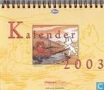 Divers - Pfizer Nederland - Kalender 2003