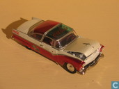 Modelauto's  - Johnny Lightning - Ford Crown Victoria 'Coca Cola'