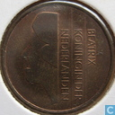 Coins - the Netherlands - Netherlands 5 cents 1990
