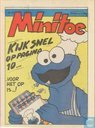 Strips - Minitoe  (tijdschrift) - 1985 nummer  49