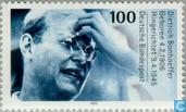 Postage Stamps - Germany, Federal Republic [DEU] - Dietricfh Bonhoeffer