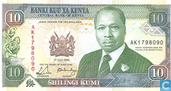 Kenia 10 Shilingi