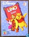 Board games - Uno - Uno Junior met Winnie de Poeh