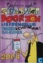 Bandes dessinées - Familie Doorzon, De - Doorzon Liefdengeluk verherscheurkalender 2004