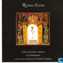 Disques vinyl et CD - State Academic Capella  St.Petersburg - Russian Easter