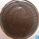 Coins - the Netherlands - Netherlands 1 cent 1952