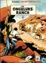 Comic Books - Jerry Spring - De ongeluksranch