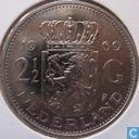Münzen - Niederlande - Niederlande 2½ Gulden 1969 (Fisch)