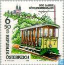 Briefmarken - Österreich [AUT] - 100 Jahre Pöstlingbergbahn