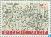 Postage Stamps - Belgium [BEL] - Erasmus and his time