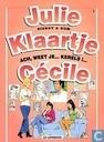Bandes dessinées - Julie, Claire, Cécile - Ach, weet je... kerels!
