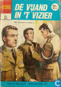Comic Books - Victoria - De vijand in 't vizier