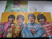 Vinyl records and CDs - Beatles, The - Sgt. Peppers Lonely Hearts Club Band