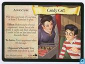 Trading cards - Harry Potter 4) Adventures at Hogwarts - Candy Cart