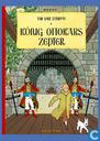 Bandes dessinées - Tintin - König Ottokars Zepter