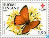 Postage Stamps - Finland - Red Cross