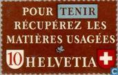 Postage Stamps - Switzerland [CHE] - Recycling