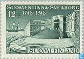 Postage Stamps - Finland - 200 years Suomenlinna Fortress