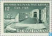 Postzegels - Finland - 200 jaar Suomenlinna Fortress