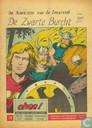 Comic Books - Anek - De zwarte burcht