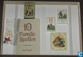 Jeux de société - 10 Familie Spellen - 10 Familie Spellen