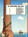 Bandes dessinées - Alix - Alex de onversaagde