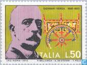 Postage Stamps - Italy [ITA] - Giovanni Verga
