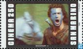 Briefmarken - San Marino - Cinema
