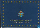 Munten - Vaticaan - Vaticaan jaarset 2002 (PROOF)