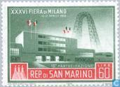 Briefmarken - San Marino - Messe