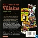 Bandes dessinées - 500 Comic Book Villains - 500 Comic Book Villains