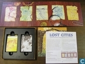 Board games - Lost Cities - Lost Cities