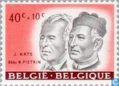 Briefmarken - Belgien [BEL] - Belgische Persönlichkeiten