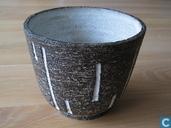 Ceramics - Chanoir - Zaalberg Chanoir bloempot