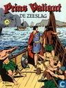 Bandes dessinées - Prince Vaillant - De zeeslag