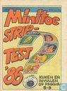 Strips - Minitoe  (tijdschrift) - 1986 nummer  8