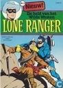 Strips - Lone Ranger - De man met de hoge hoed