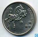 Coins - Slovenia - Slovenia 10 tolarjev 2000