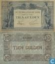 10 guilder 1921